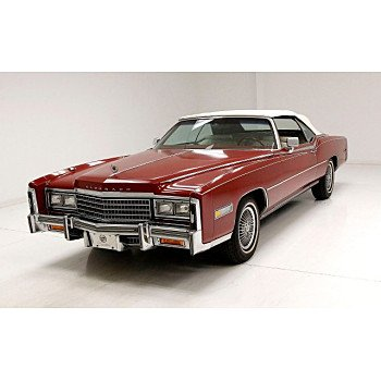 1978 Cadillac Eldorado for sale 101221655