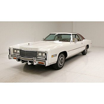 1978 Cadillac Eldorado for sale 101242475