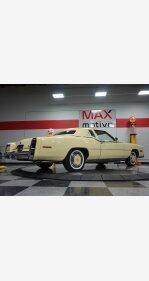 1978 Cadillac Eldorado for sale 101277724