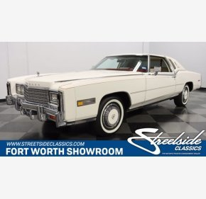 1978 Cadillac Eldorado Biarritz for sale 101336795