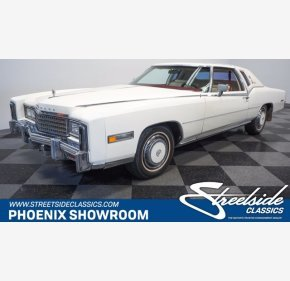 1978 Cadillac Eldorado Biarritz for sale 101338630