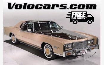 1978 Cadillac Eldorado for sale 101360442
