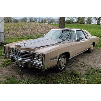 1978 Cadillac Eldorado for sale 101577249