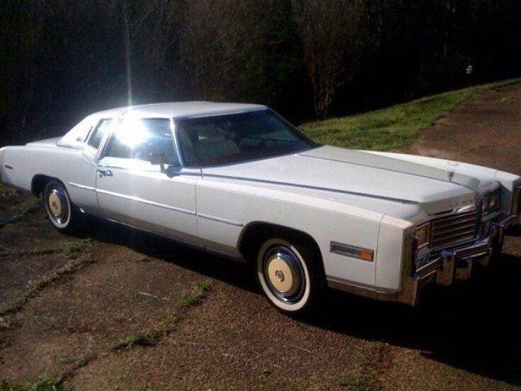 1978 Cadillac Eldorado for sale 101586597