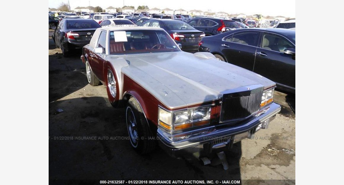 1978 Cadillac Seville for sale 101015035
