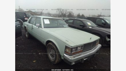 1978 Cadillac Seville for sale 101255774