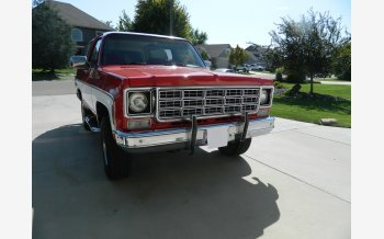 1978 Chevrolet Blazer 4WD 2-Door for sale 101194634
