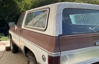 1978 Chevrolet Blazer 4WD 2-Door for sale 101397451