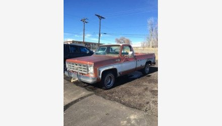 1978 Chevrolet C/K Truck for sale 100865890