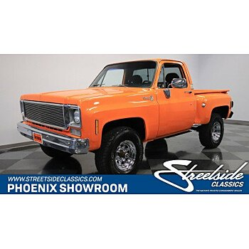 1978 Chevrolet C/K Truck for sale 101005497