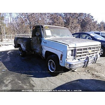 1978 Chevrolet C/K Truck for sale 101015048