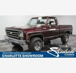 1978 Chevrolet C/K Truck for sale 101041820