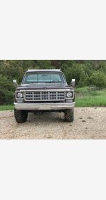 1978 Chevrolet C/K Truck Silverado for sale 101162882