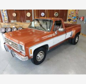 1978 Chevrolet C/K Truck for sale 101171108