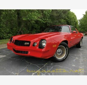 1978 Chevrolet Camaro for sale 101131655