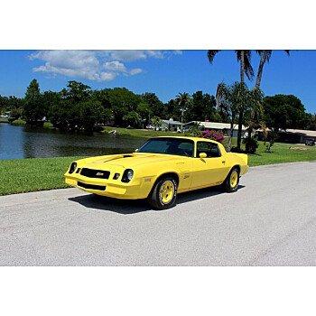 1978 Chevrolet Camaro Z28 for sale 101137270