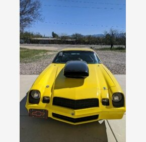 1978 Chevrolet Camaro for sale 101295659