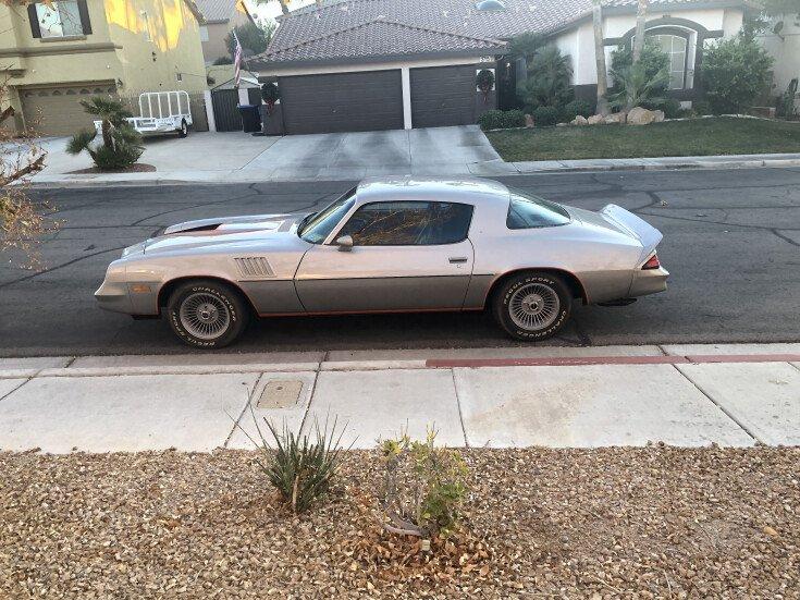 1978 Chevrolet Camaro Z28 for sale 101518016