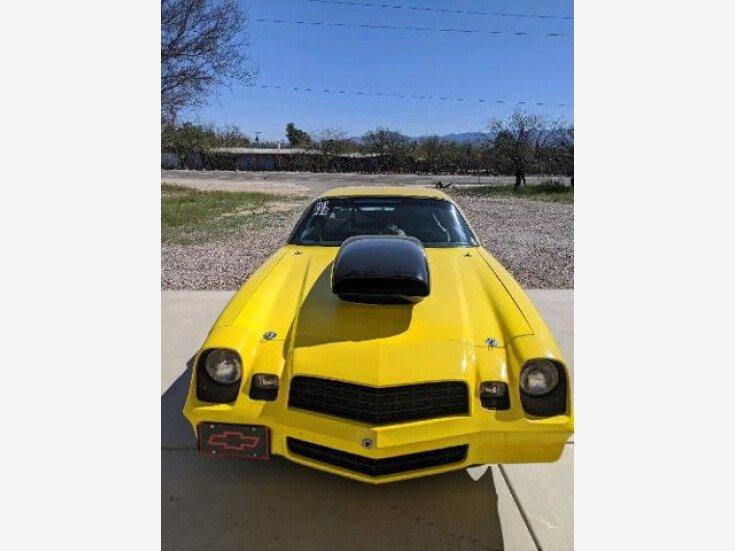 1978 Chevrolet Camaro for sale 101586368