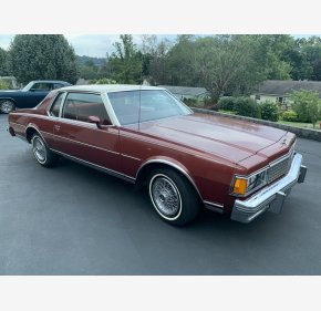 1978 Chevrolet Caprice Classic Coupe for sale 101192739