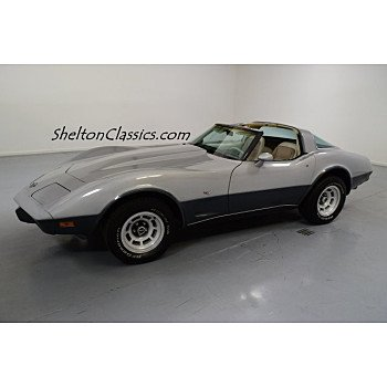 1978 Chevrolet Corvette for sale 100961763