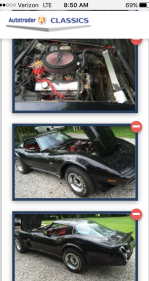 1978 Chevrolet Corvette for sale 100767770