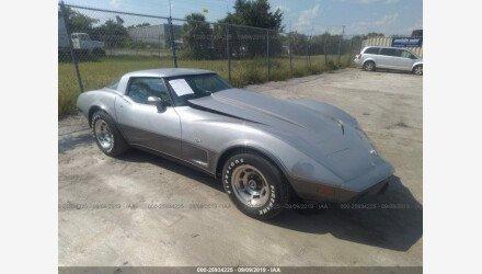 1978 Chevrolet Corvette for sale 101205332