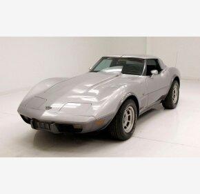 1978 Chevrolet Corvette for sale 101218522