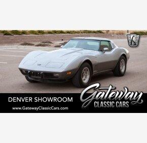1978 Chevrolet Corvette for sale 101242617