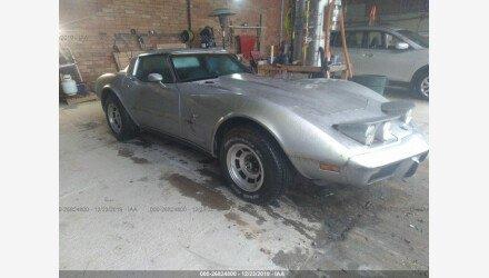 1978 Chevrolet Corvette for sale 101258526