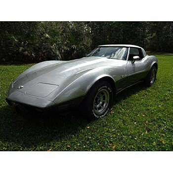1978 Chevrolet Corvette for sale 101303638