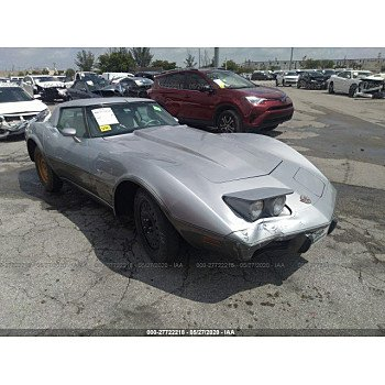 1978 Chevrolet Corvette for sale 101332935
