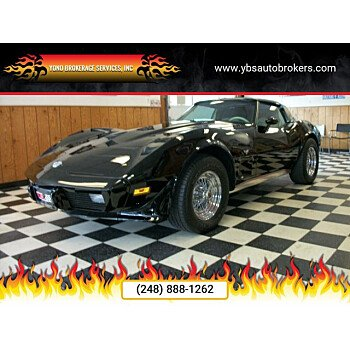 1978 Chevrolet Corvette for sale 101552703