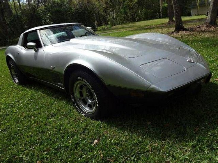 1978 Chevrolet Corvette for sale 101586414