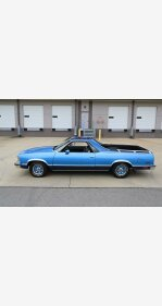 1978 Chevrolet El Camino V8 for sale 101235000