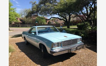 1978 Chevrolet El Camino V8 for sale 101327142