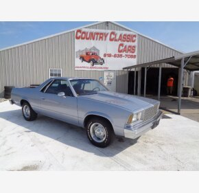 1978 Chevrolet El Camino for sale 101341177