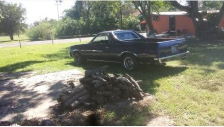 1978 Chevrolet El Camino for sale 100882404