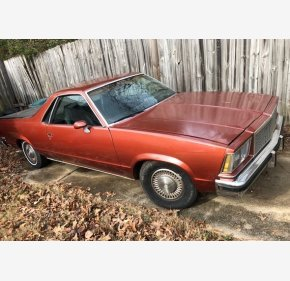 1978 Chevrolet El Camino for sale 101072050