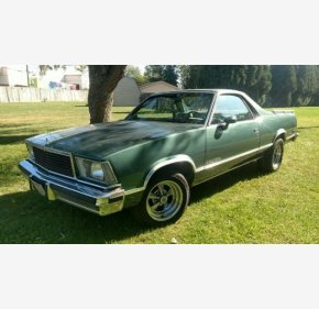 1978 Chevrolet El Camino for sale 101227084