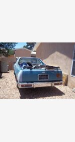 1978 Chevrolet El Camino for sale 101399513