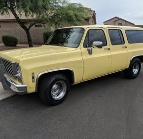 1978 Chevrolet Suburban 2WD for sale 101208802