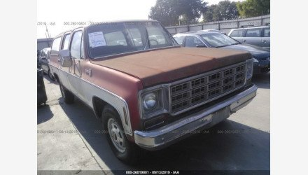 1978 Chevrolet Suburban for sale 101207538