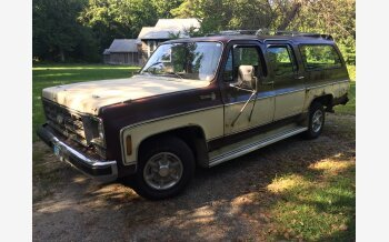 1978 Chevrolet Suburban 2WD for sale 101222812