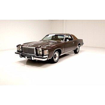 1978 Chrysler Cordoba for sale 101435346