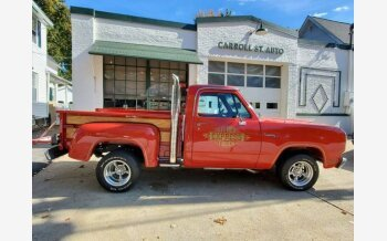 1978 Dodge D/W Truck for sale 101228776