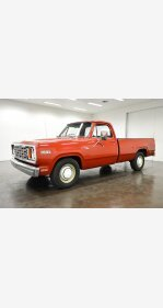 1978 Dodge D/W Truck for sale 101351379