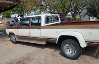 1978 Dodge D/W Truck 2WD Crew Cab D-350 for sale 101432578