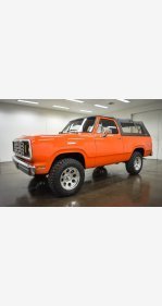 1978 Dodge Ramcharger for sale 101094940
