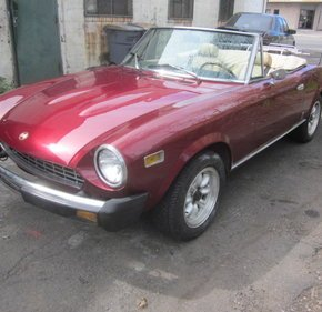 1978 FIAT Spider for sale 101321254